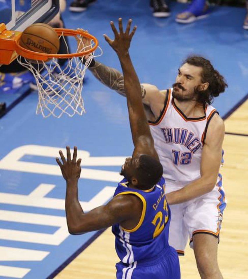 Steven Adams report card: From good to great in the ...