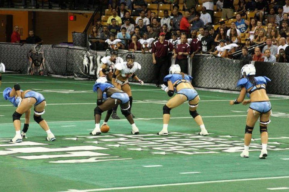 Lingerie football teams