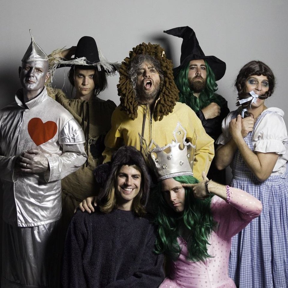 Photo - The Flaming Lips. Photo by George Salisbury