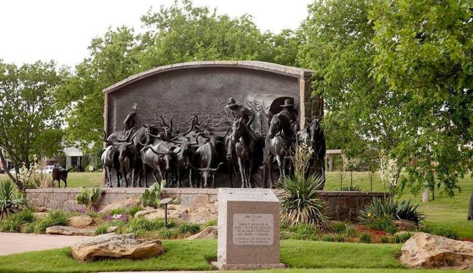 Photo - The Chisholm Trail Heritage Center has announced the reopening date for its facilities after temporarily closing due to the coronavirus pandemic. [Photo provided]