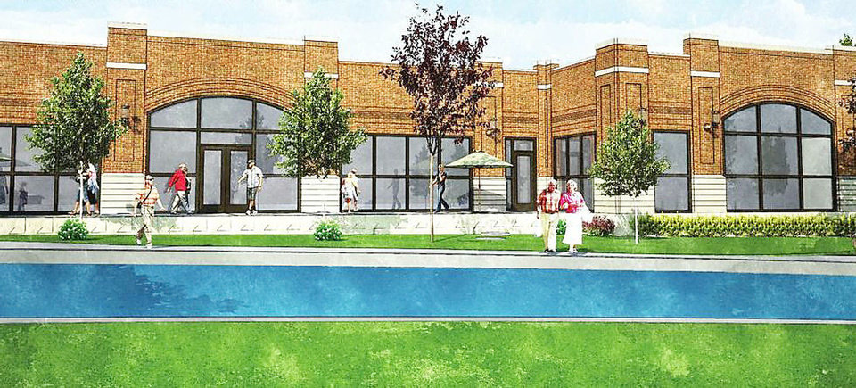 Developer Will Seek OK Of Plan For Site In Oklahoma City 39 S Lower Bricktow