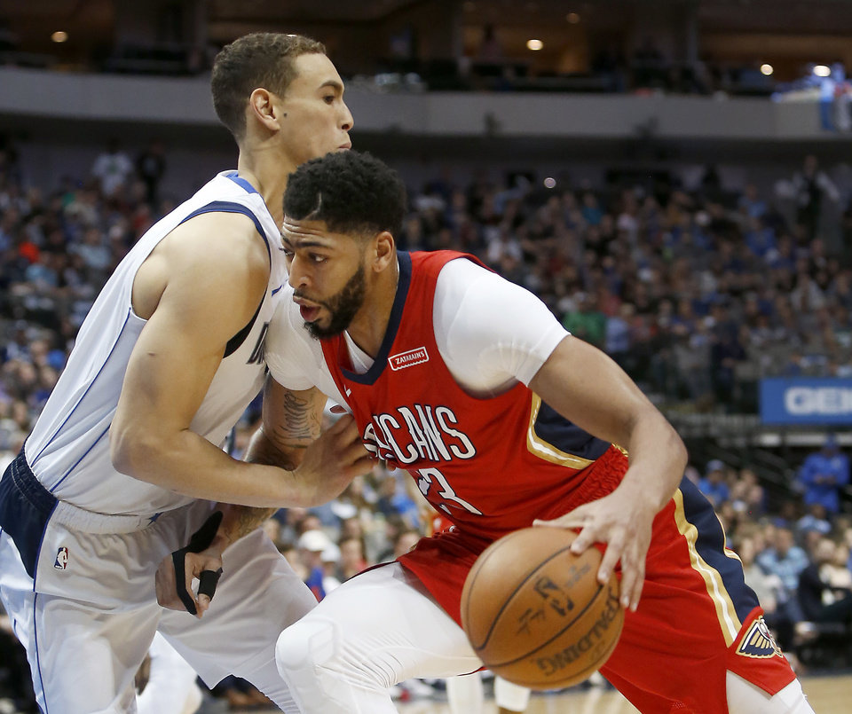 Holiday Scores 30 As Pelicans Beat Mavericks 126-109