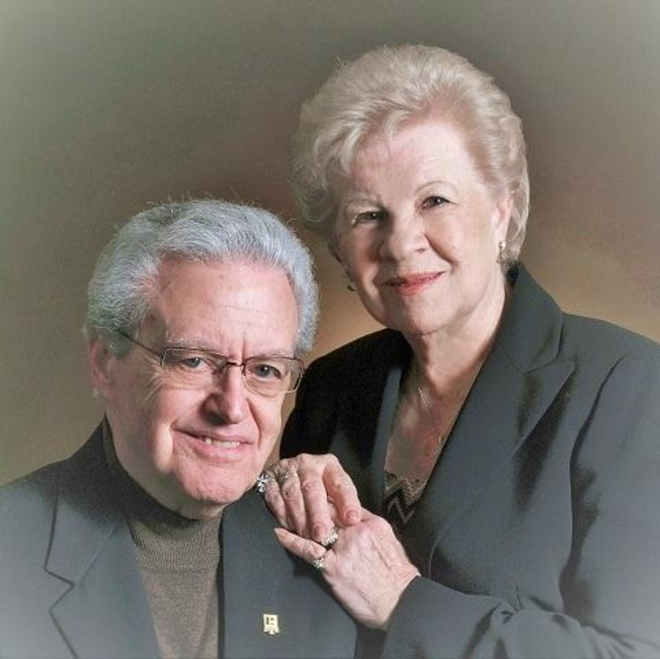 Photo -  Lanny and Jeanie Gardner.  [PHOTO PROVIDED]