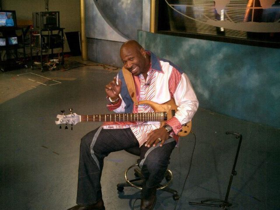 Photo - Wayman Tisdale,  musician   ORG XMIT: 0804111750200223