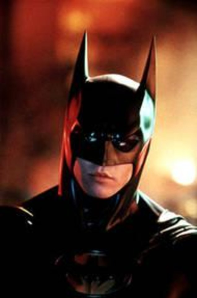 Photo - BATMAN FOREVER Pictured: Val Kilmer [Photo provided by: Warner Bros.]