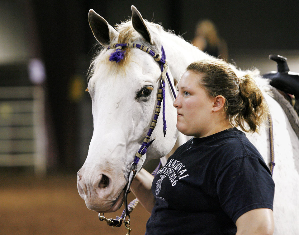 Appaloosa Show: 06/27/07 - Photo Gallery