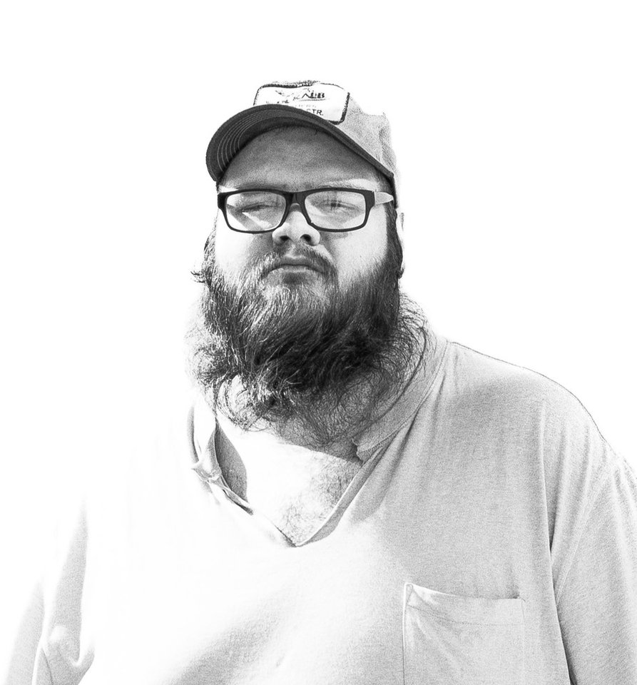 Photo -  John Moreland. Photo provided by Kris Payne   Kris Payne