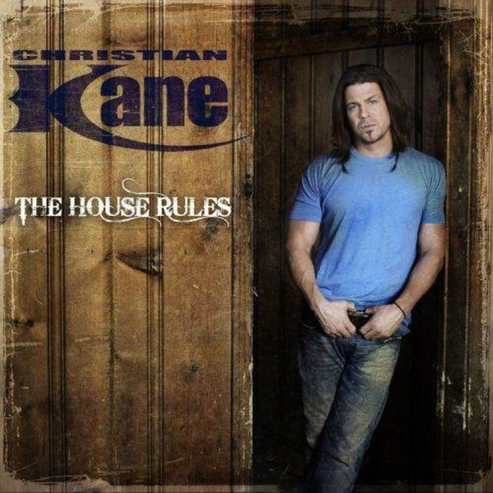 Photo - Norman-bred actor/musician Christian Kane released his debut country album