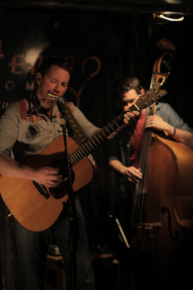 Photo - John Fullbright. Photo by Matt Carney