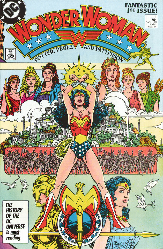 Photo -  George Perez's first
