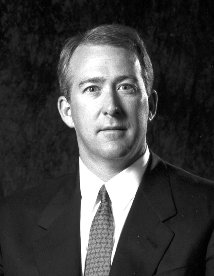 Photo -  AUBREY MCCLENDON: Aubrey K. McClendon, chairman and CEO, Chesapeake Energy Corp. and new Oklahoma State Fair board member.