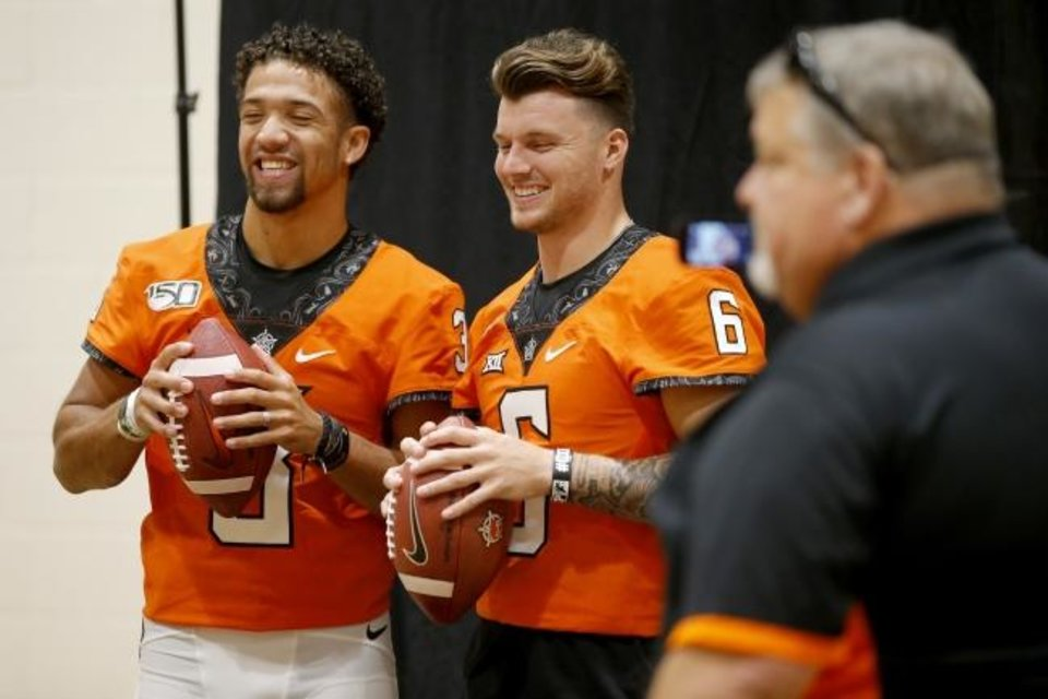 OSU football: Why Mike Gundy doesn't want to play two ...