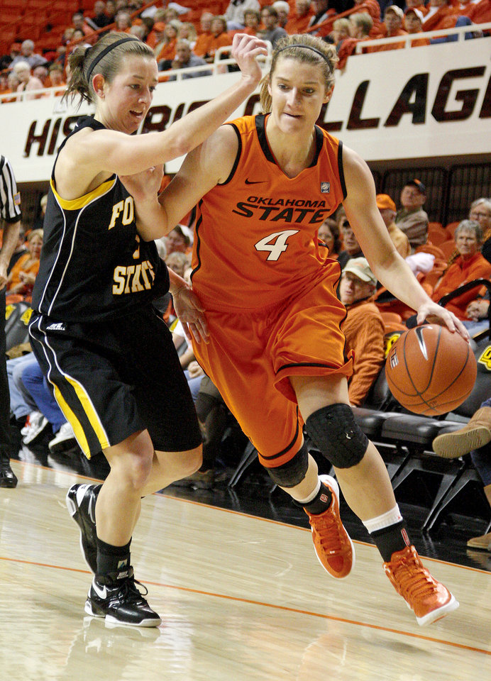 OSU women win exhibition game against Fort Hays State | News OK