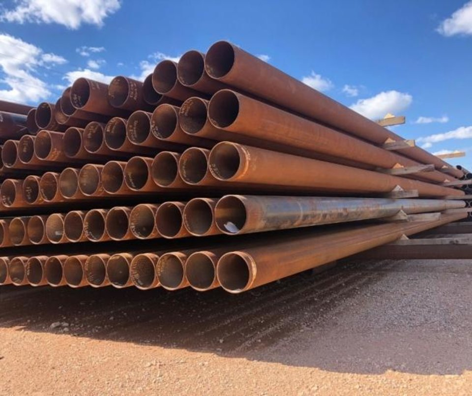 Photo -  International Pipe & Supply sells pipe and related products and services out of yards across the United States.