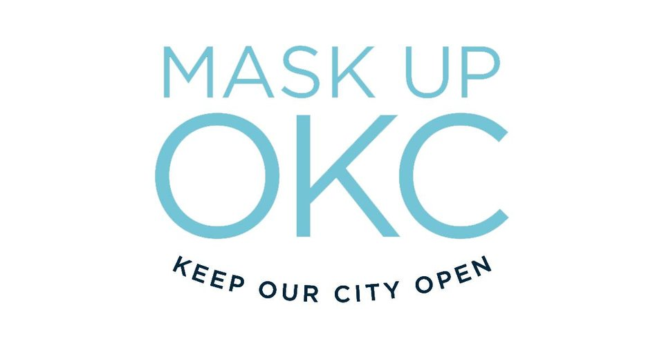 Photo - The city of Oklahoma City will be handing out free masks throughout October. State data confirms public health officials' advice: masks slow the spread of COVID-19.