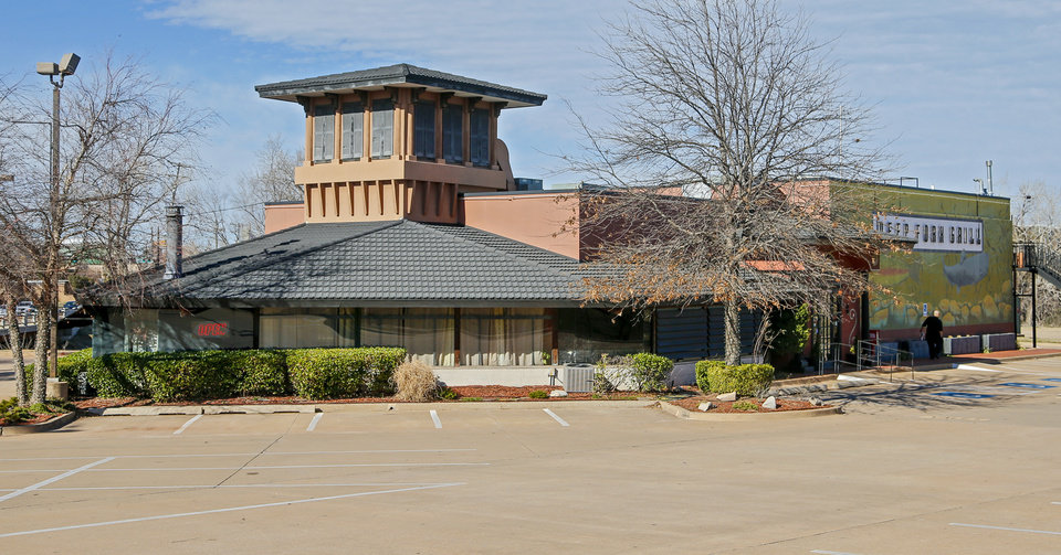 Photo -  This building at 5418 N Western Ave. in Oklahoma City, was sold recently by owner Chesapeake Energy. [Photo by Chris Landsberger, The Oklahoman]