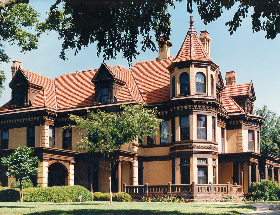 Discover oklahoma partnerships help restore historic for House plans oklahoma city