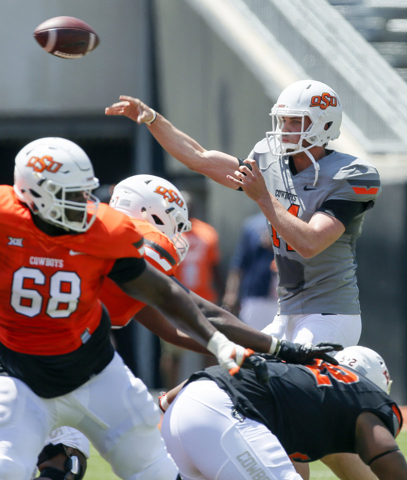 Why Taylor Cornelius Starting For Osu Is Not Only Possible But Also