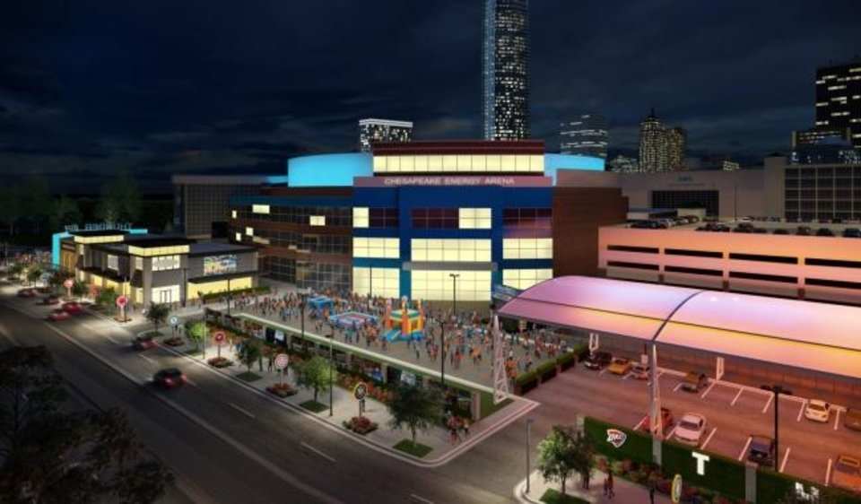 Photo -  Developers of the propopsed Thunder Alley hope to