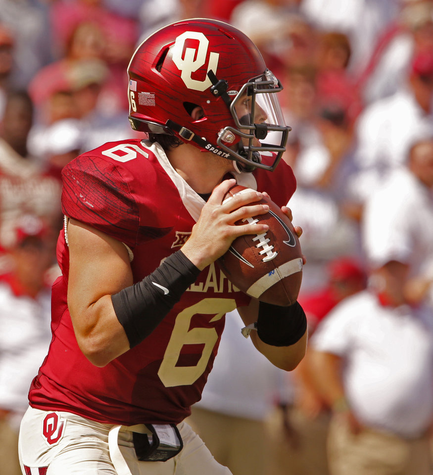 Baker Mayfield through the years - Photo Gallery