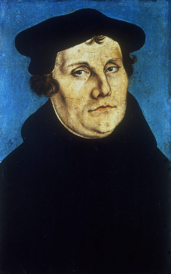 Photo - Martin Luther