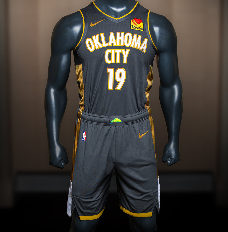 Thunder Releases City Uniforms Honoring Those Impacted By