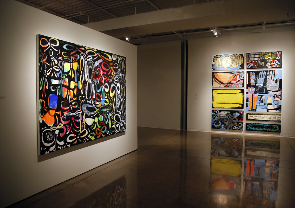 Popular The Pry the Lid Off installation by Oklahoma City native Summer Wheat is on view through Aug at Oklahoma Contemporary Arts Center