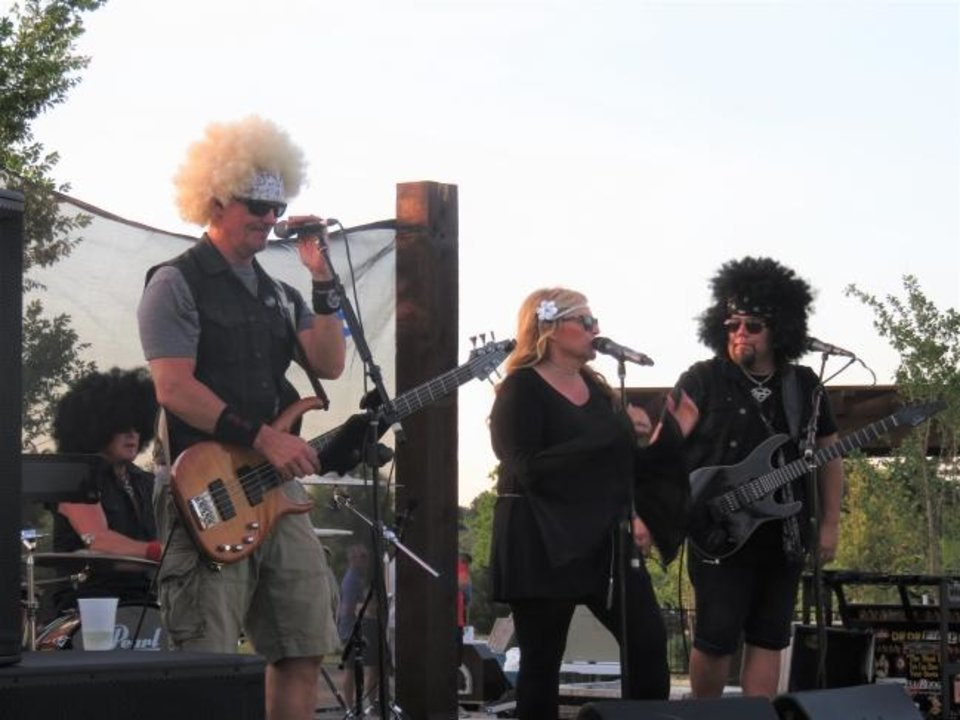 Photo -  SuperFreak will once again perform during Edmond Mobile Meals'