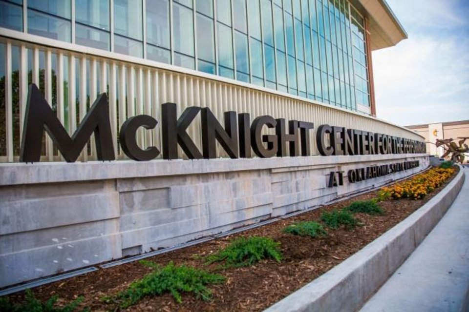 Photo -  The McKnight Center for the Performing Arts at Oklahoma State University is opening Oct. 11-13 with a week of concerts featuring Oklahoma native Kelli O'Hara and the New York Philharmonic. [Photo provided]