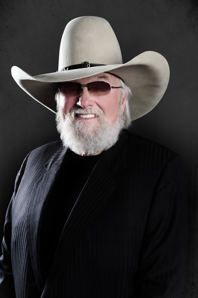 Photo -  Grammy-winning musician Charlie Daniels and his band will perform at the Oklahoma State Fair on Saturday, the same day he and his wife Hazel will celebrate their 50th wedding anniversary. Photo provided