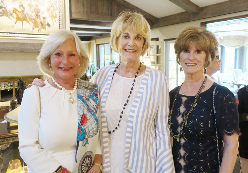 Photo - Nancy Coats, Susan Johnston, Barbara Brou. PHOTO PROVIDED