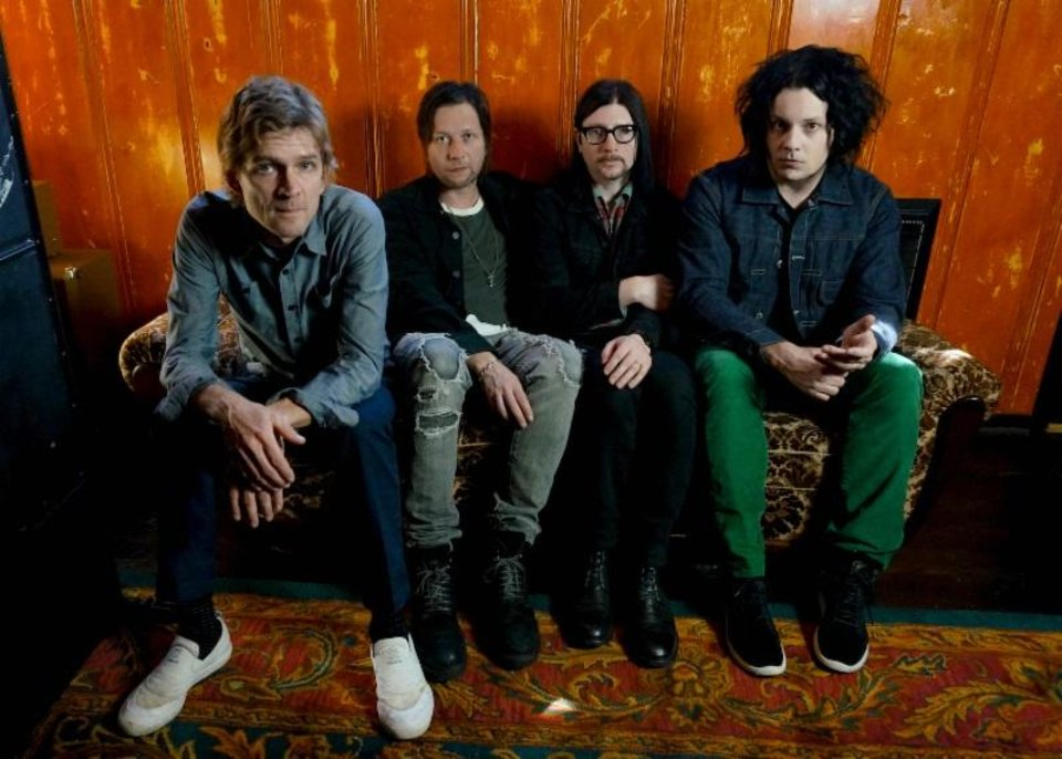 Photo - The Raconteurs [Photo by Olivia Jean]