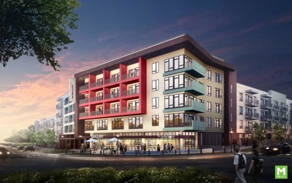 LIFT  a 329 unit apartment complex  is set to be built next year  overlooking the roundabout at NW 10 and Shartel Avenue in Midtown Construction set to start on  42 million LIFT apartments in  . Lofts For Rent In Okc. Home Design Ideas
