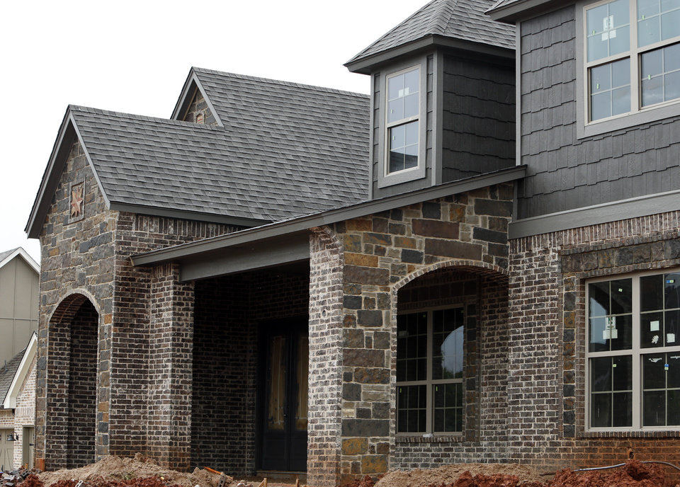 superior home builders in norman ok #4: ... Photo - Tony Foust of DaVinci Homes built this house at 2017 Providence  Drive in Norman