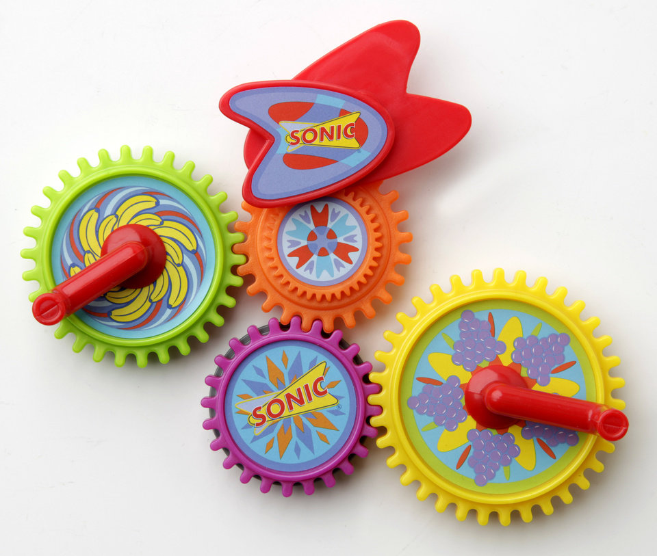 Sonic Puts Focus Of Its Toys In Education