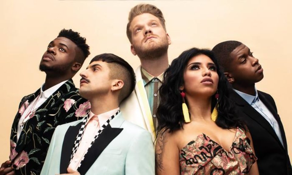 Photo - Pentatonix. Photo provided