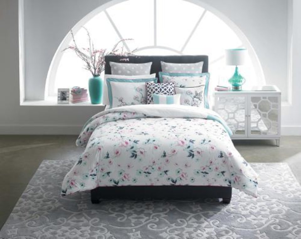 CYNTHIA Cynthia Rowley home offers bedding and home decor items. Cynthia Rowley home collection now at Belk stores   News OK