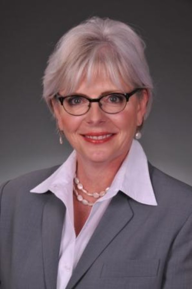 Photo -  Jayme Cox, president and CEO of the Oklahoma Center for Community and Justice [Photo provided]