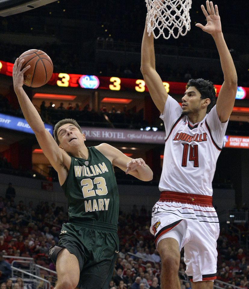 William and Mary Louisville Basketball