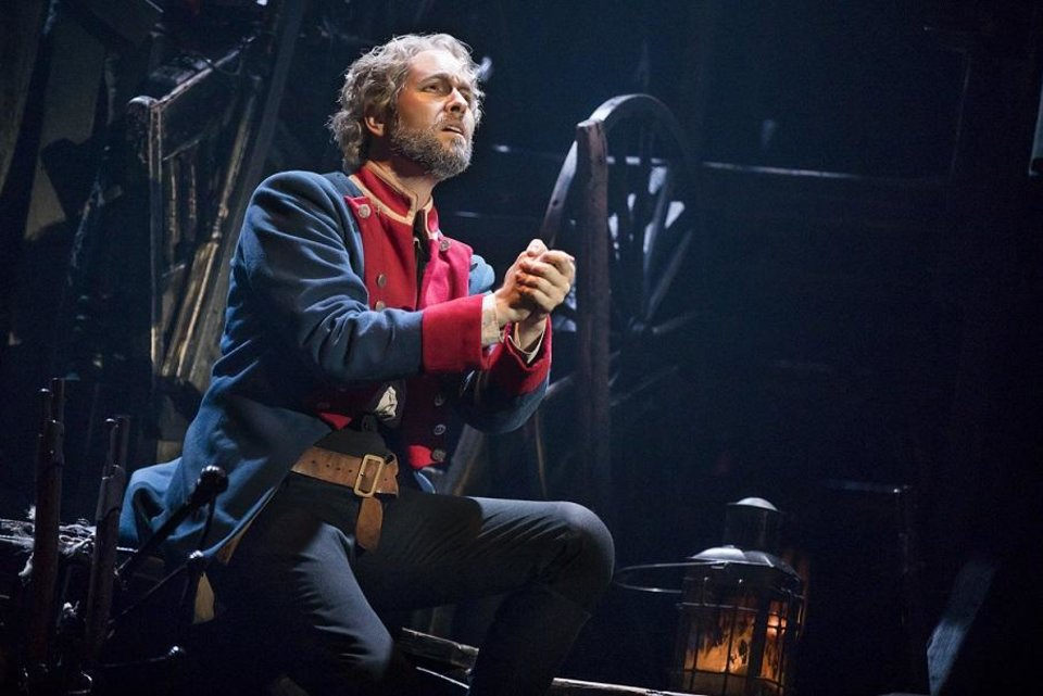 Theater Review National Touring Production Of Les Miserables Brings The Enduring Epic To Dramatic Life At Okc S Civic Center
