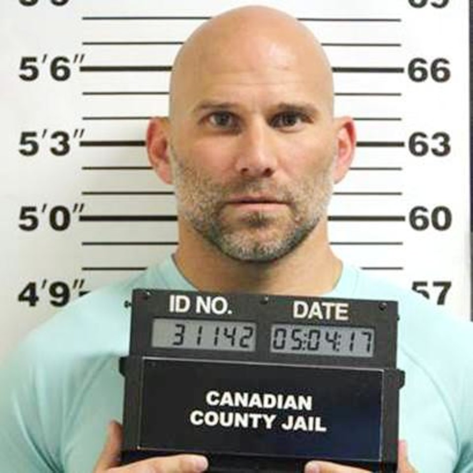 Photo - Ryan Tate, 38, CEO of Tate Publishing and Enterprises. Charged with four felony counts of embezzlement, one felony count of attempted extortion by threat, two felony counts of extortion by threat, one felony count of racketeering and one misdemeanor count of embezzlement.