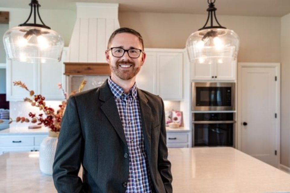 Photo -  Ideal Homes and Neighborhoods, based in Norman, named Zack Roach, vice president of development, to its senior management team. [PHOTO PROVIDED]