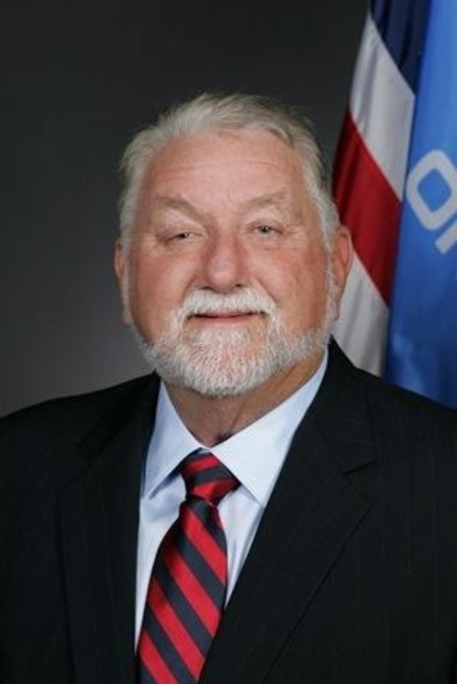 Photo -  Sen. Larry Boggs