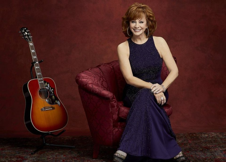 Photo - Reba McEntire will host of the 54th Academy of Country Music Awards, to broadcast live from the MGM Grand Garden Arena in Las Vegas Sunday on the CBS Television Network. [Photo Cliff Lipson/CBS]