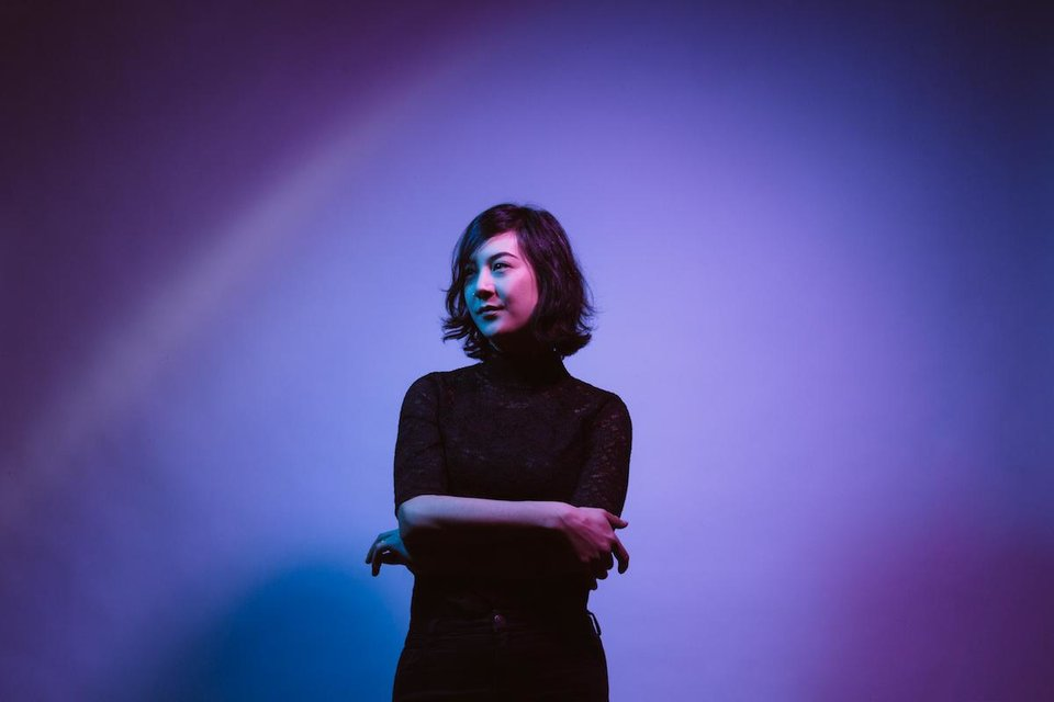 Photo - Michelle Zauner wrote the debut Japanese Breakfast album in the weeks after her mother died of cancer. [Photo provided]