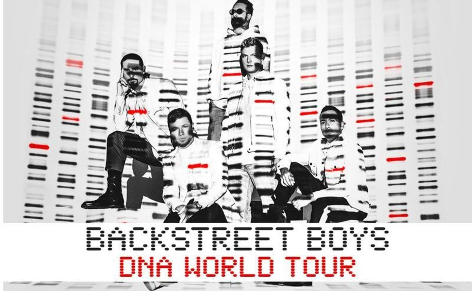 Photo - The Backstreet Boys have postponed their 2020 North American tour dates. [Poster art provided]