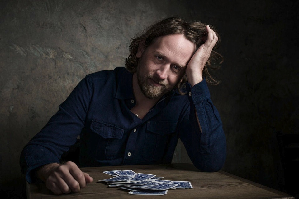 Photo -  Hayes Carll noted that he didn't have one song on his latest record,