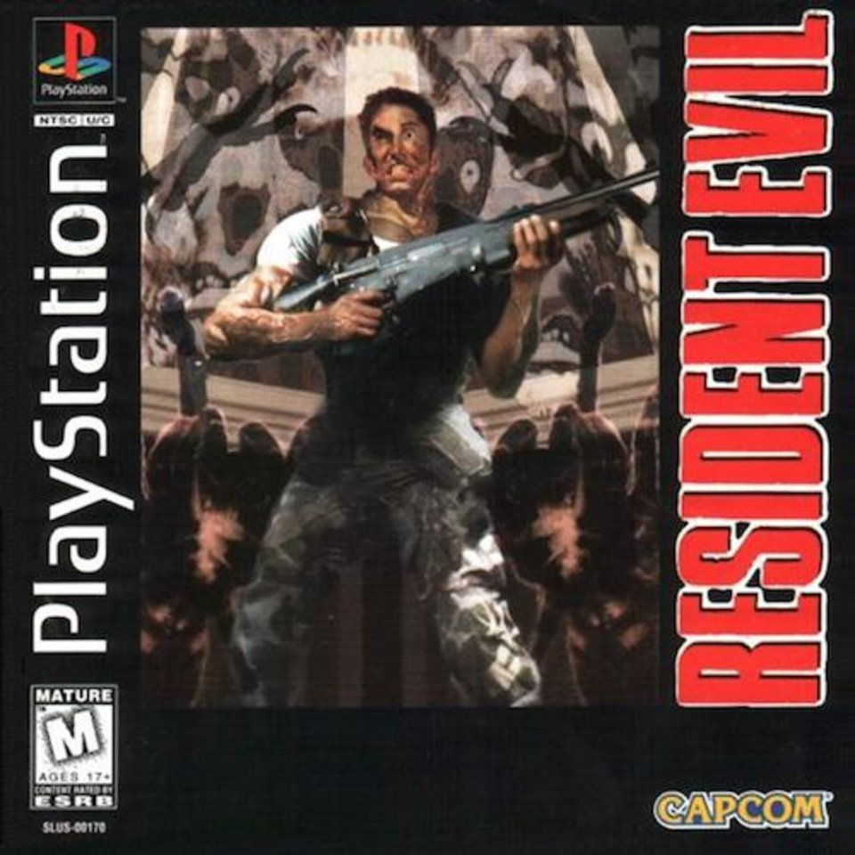 Photo - 'Resident Evil' redefined scary video games in the 1990s. [Capcom]