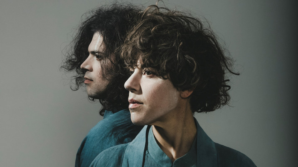 Photo - Merill Garbus and bassist/collaborator Nate Brenner are Tune-Yards. The duo recently announced the follow-up to 2014's