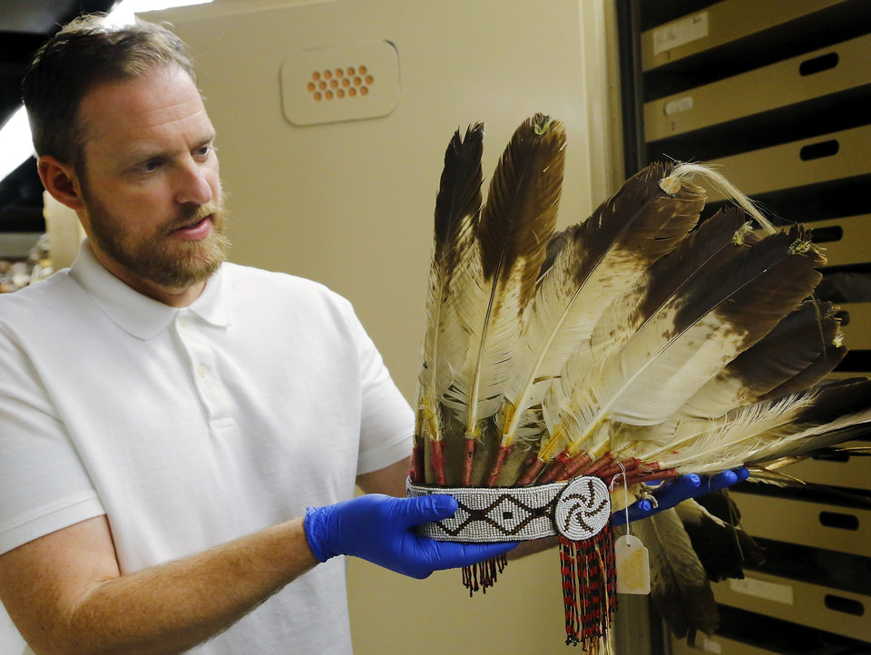 More Than A War Bonnet Oklahoma City Exhibit Shows The History And